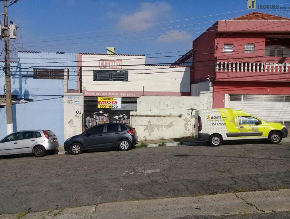 GALPÃO para Locação - Vila Marari