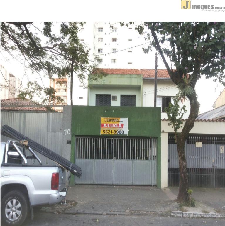 CASA ASSOBRADADA para Locação - Santo Amaro