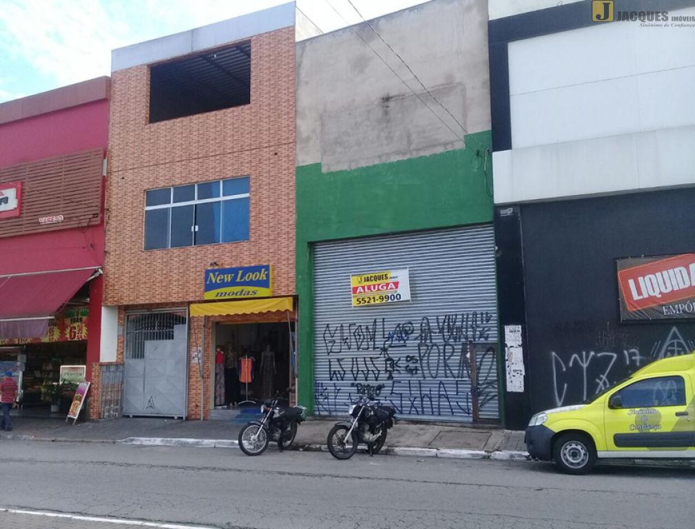 SALÃO para Locação - Vila São José (Cidade Dutra)