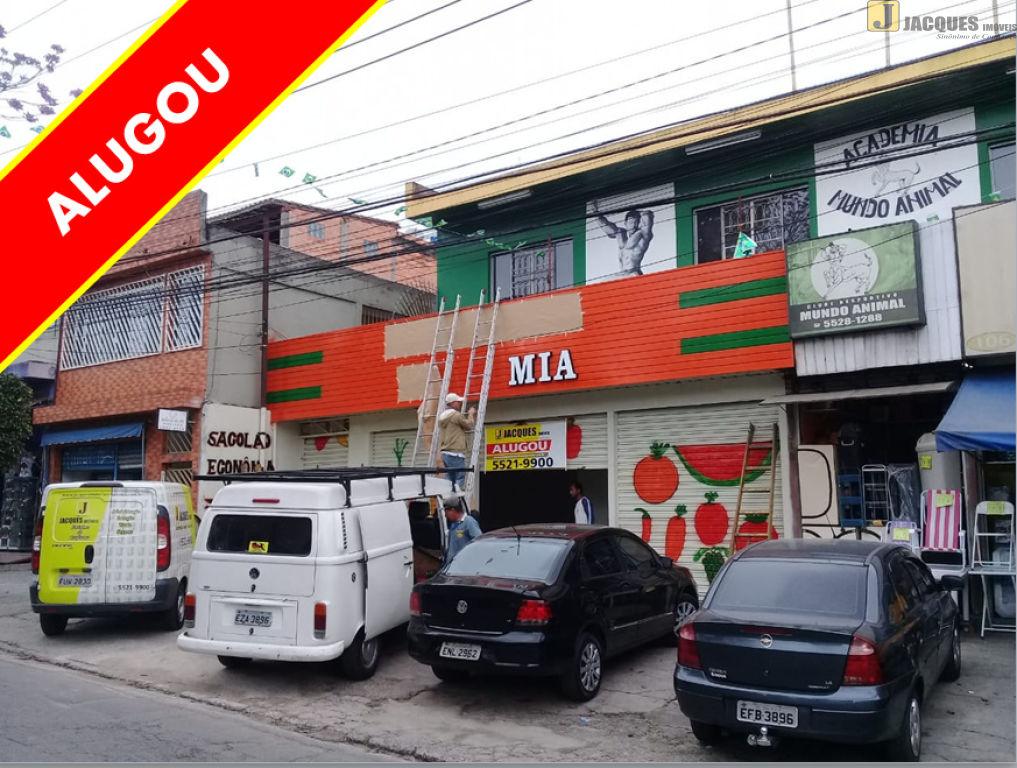 SALÃO para Locação - Parque Residencial Cocaia