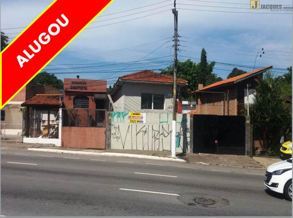 SOBRADO para Locação - Jardim Petrópolis