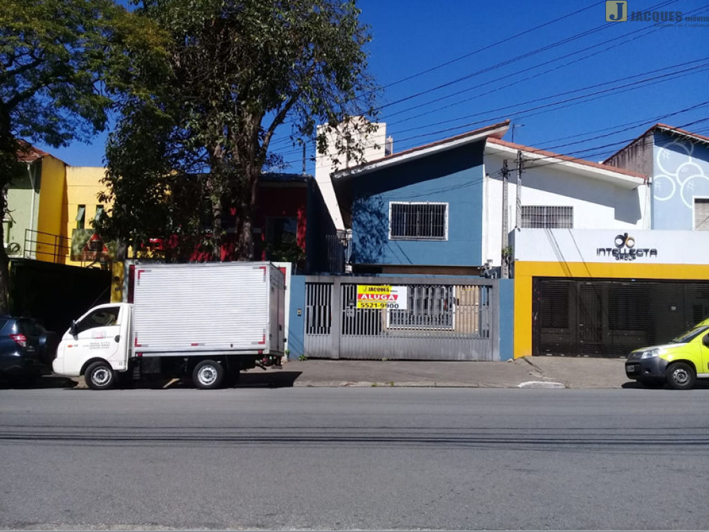 SOBRADO para Locação - Mirandópolis