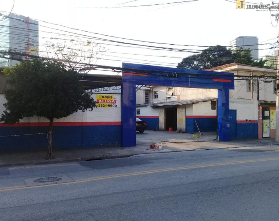 TERREA para Locação - Brooklin Paulista