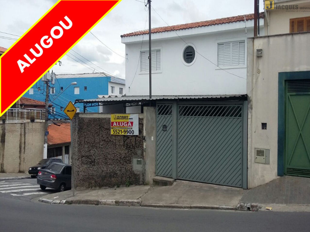 SOBRADO para Locação - Jardim São Luís