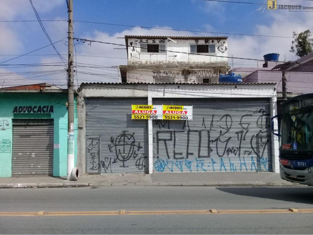 SALÃO para Locação - Capão Redondo