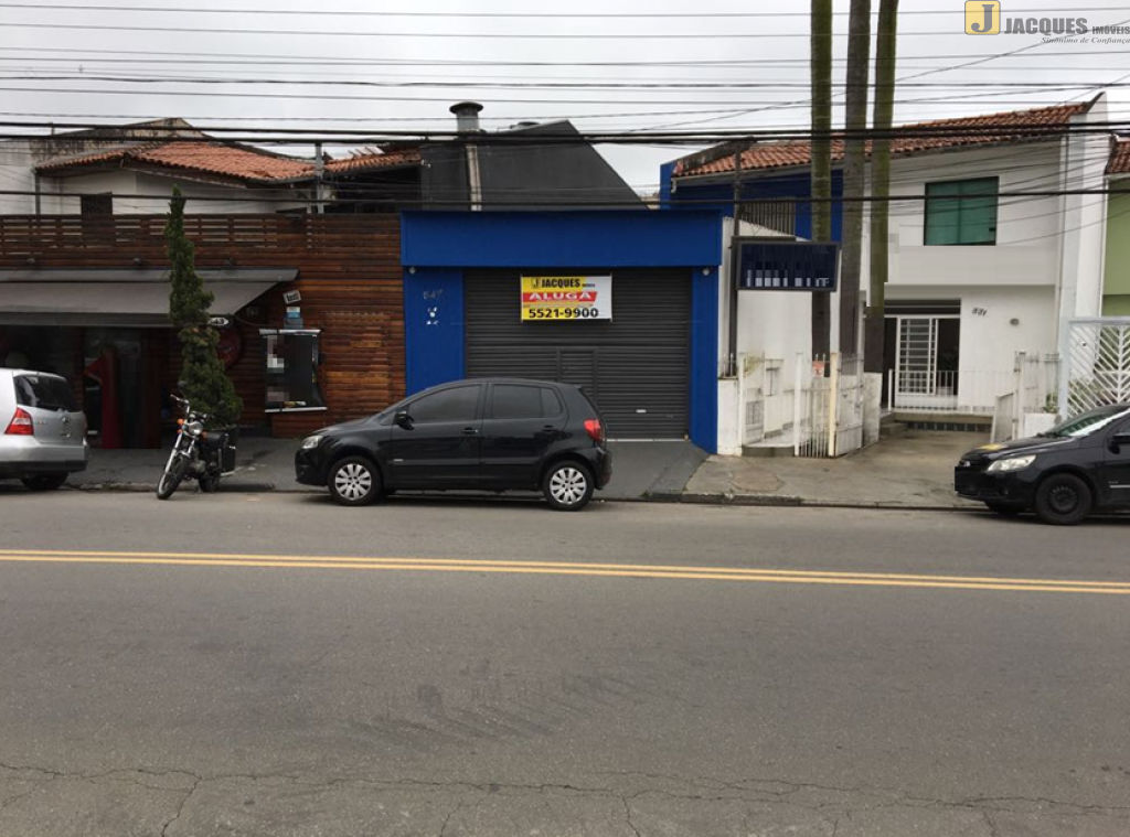 SALÃO para Locação - Jardim Taquaral