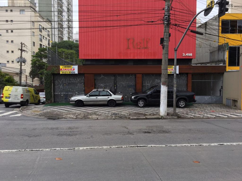 SALÃO para Locação - Brooklin Paulista