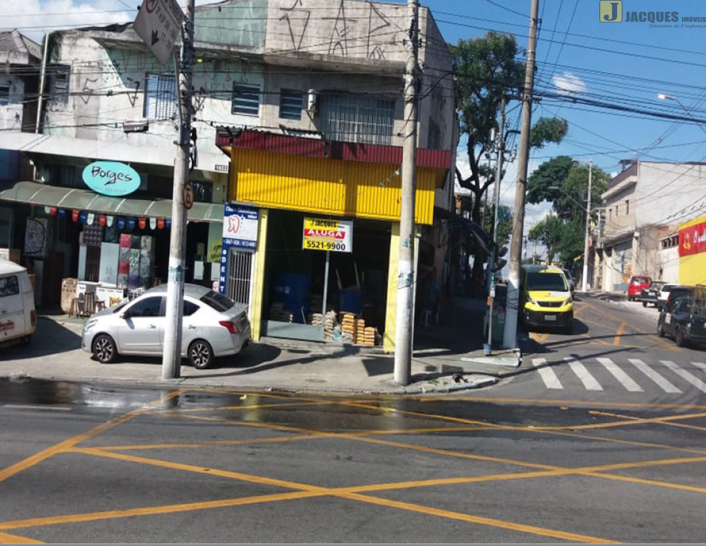 Salão para Locação - Balneário Mar Paulista