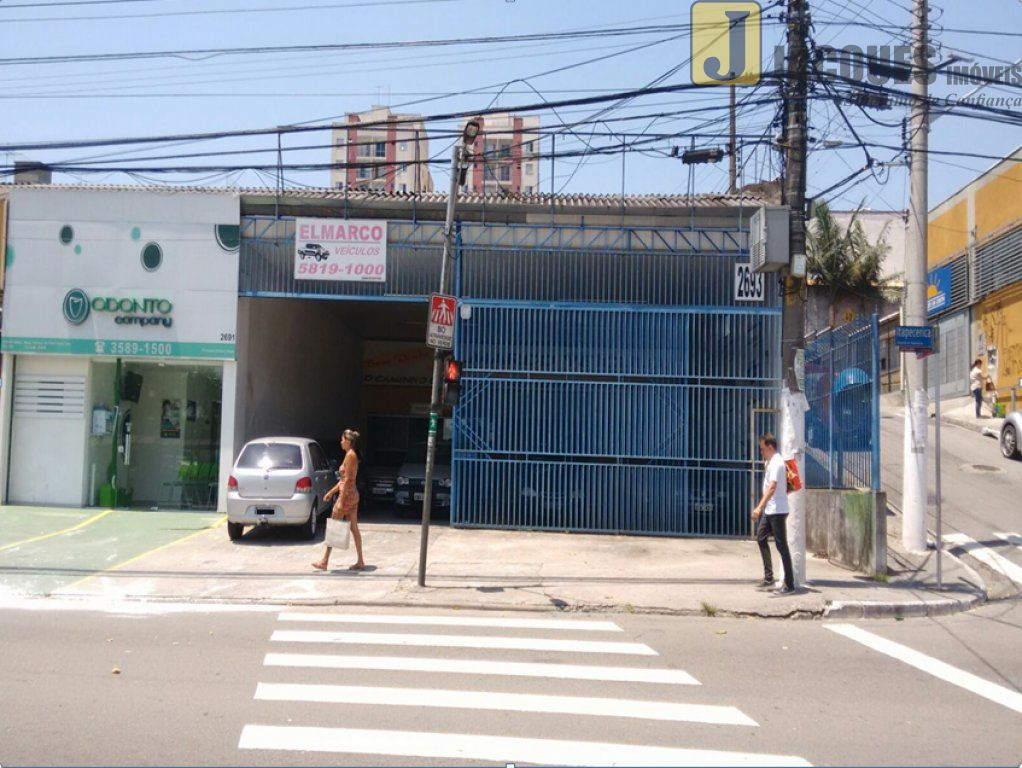 SALÃO para Locação - Vila Maracanã