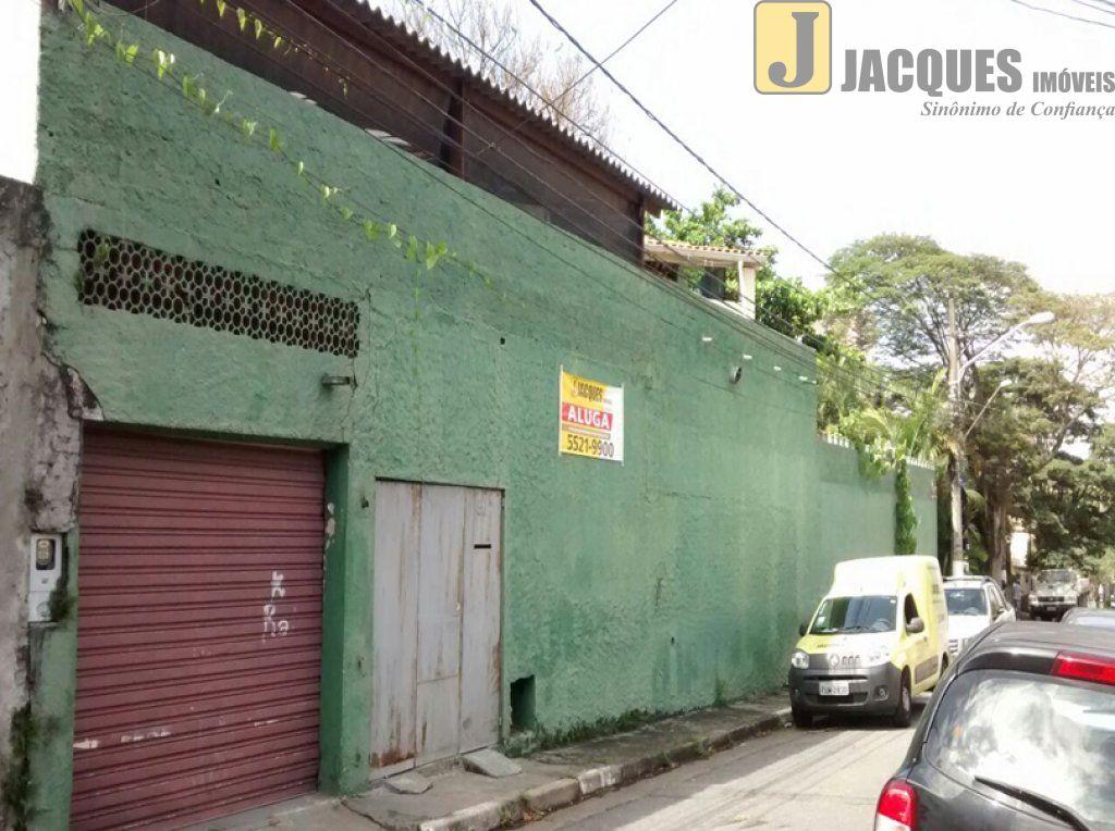 SOBRADO para Locação - Vila Cruzeiro