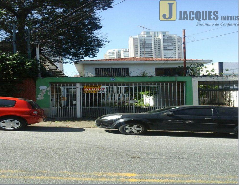 SOBRADO para Locação - Jardim Brasil (Zona Sul)