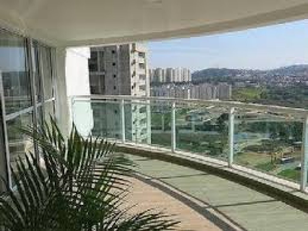 Apartamento de 5 dormitórios em Alphaville Empresarial, Barueri - SP