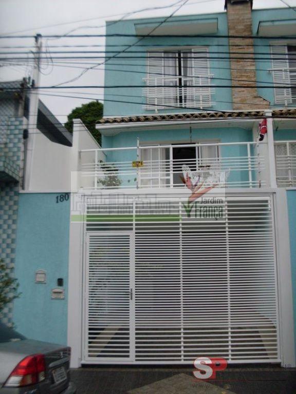 SOBRADO para Venda - Vila Baruel