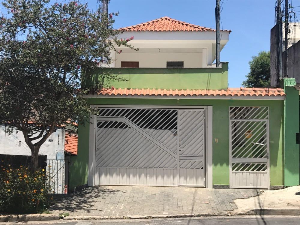 Sobrado para Locação - Vila Maria Alta