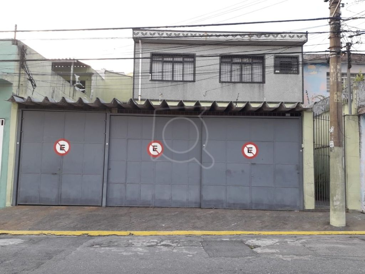 Galpão para Locação - Vila Maria Alta