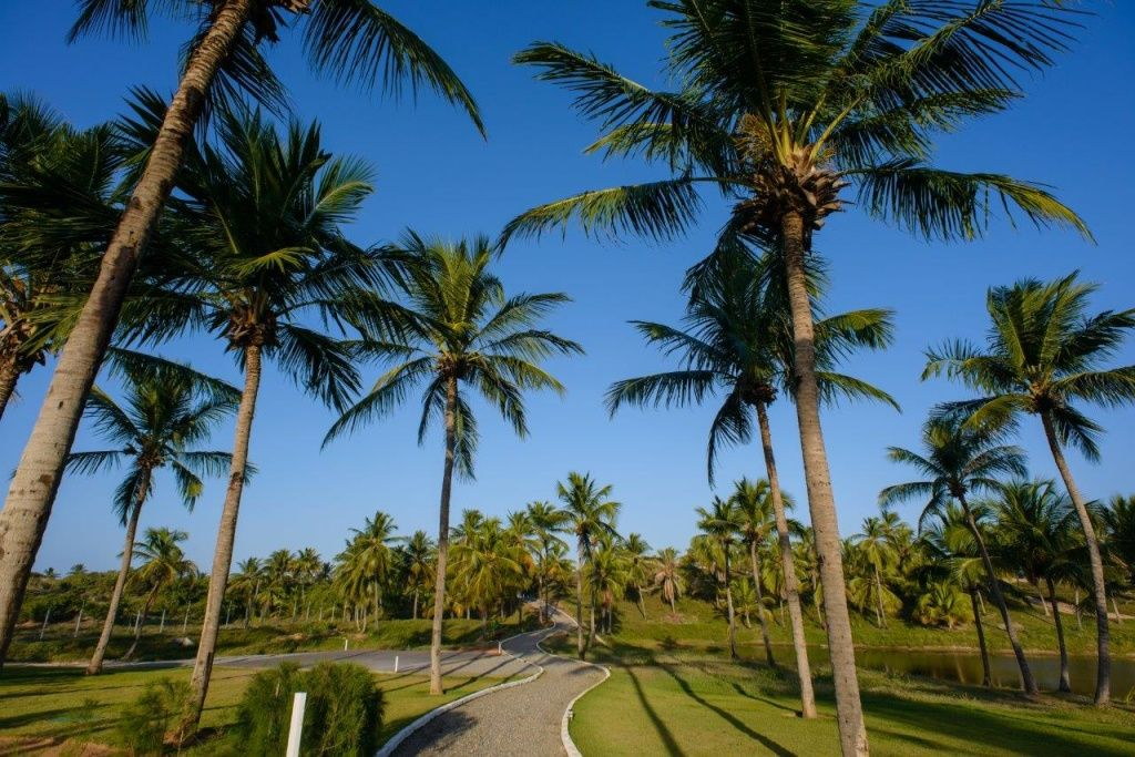 Thai Residence, Condomínio residencial de lotes com acesso à praia pronto para morar
