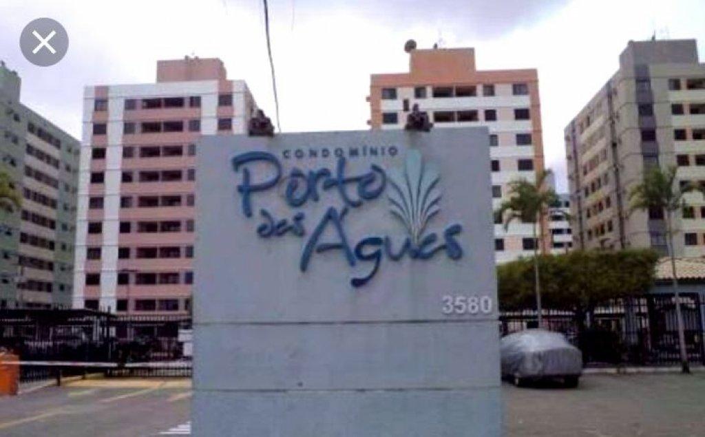 Apartamento no Condomínio Porto das Águas