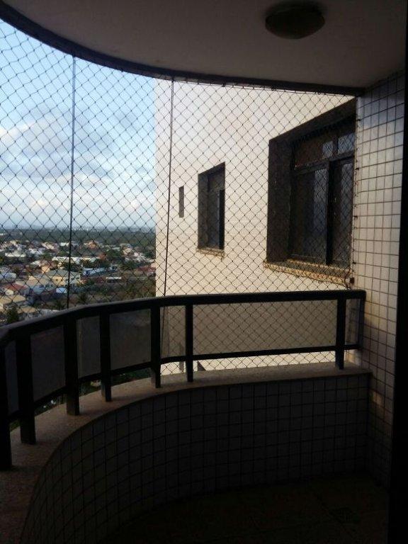 Apartamento no Condomínio Mansão Eduardo Fonseca
