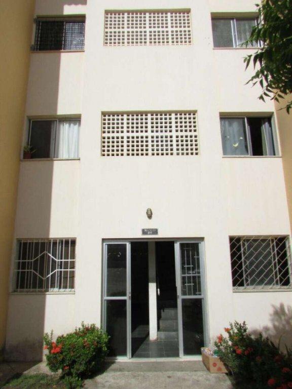 Apartamento no Condomínio Residencial Santa Fé