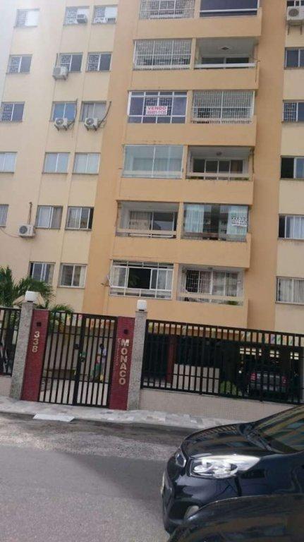 Apartamento no Condomínio Mônaco