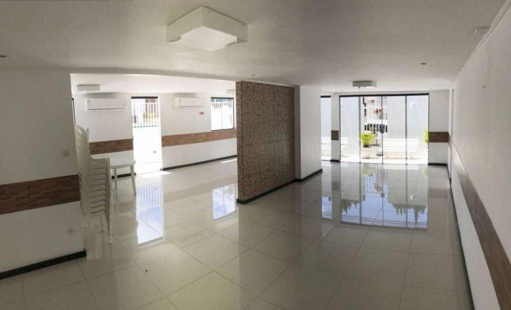 Apartamento no Condomínio Mahatma Gandhi