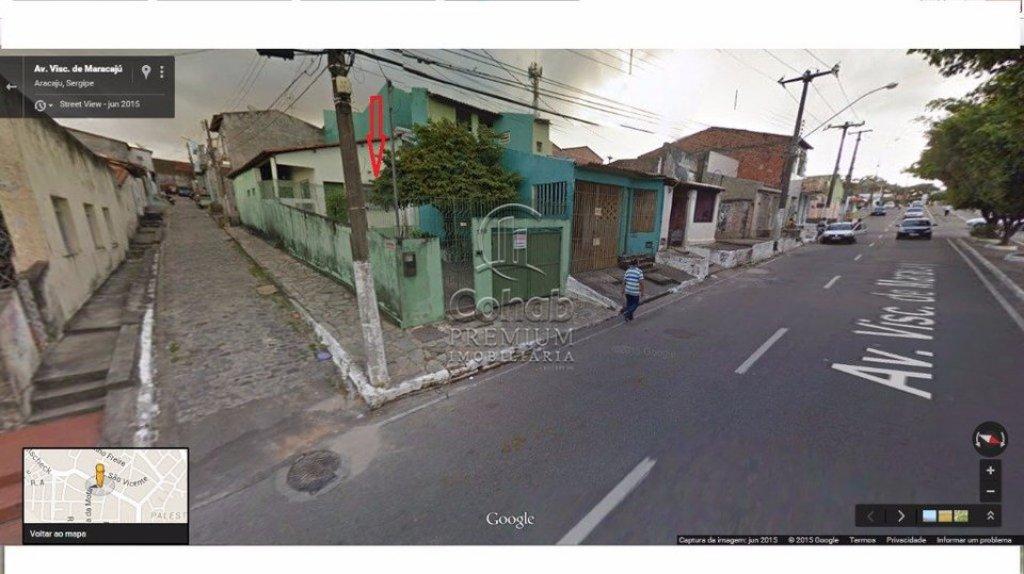 Casa na Avenida Visconde de Maracaju