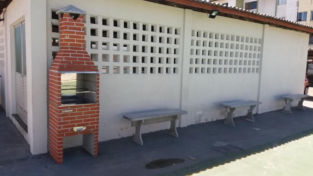 APART. NO COND. RESIDENCIAL COSTA NORTE, BAIRRO: JOSÉ CONRADO DE ARAÚJO