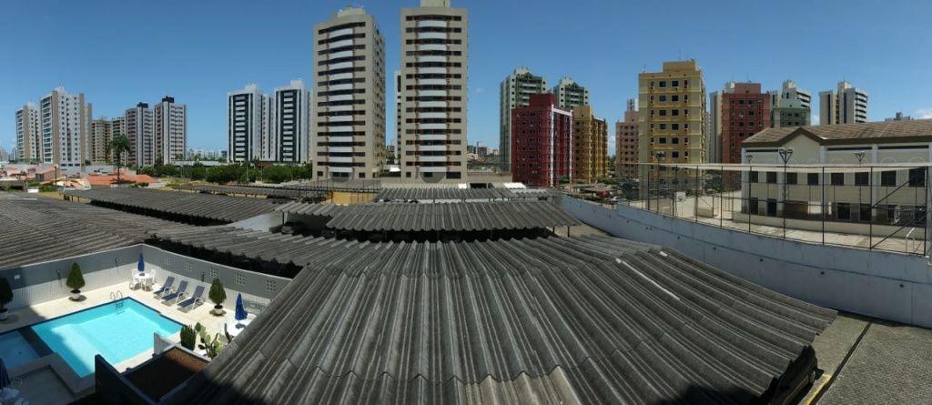 APARTAMENTO NO EDIFÍCIO BARCELONA, BAIRRO LUZIA