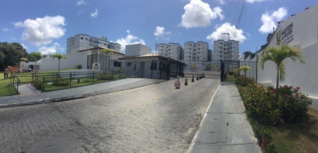 Apart. Condomínio Park View, Bairro Porto Dantas