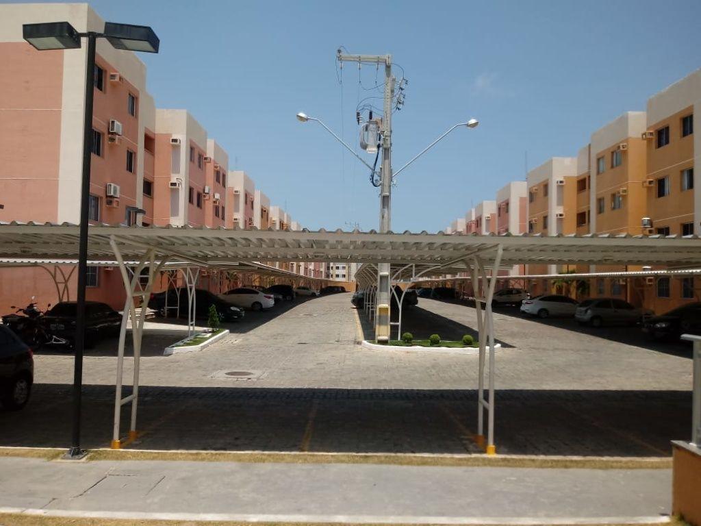 Apartamento no Condomínio Vivendas Do Pacífico, Barra dos Coqueiros