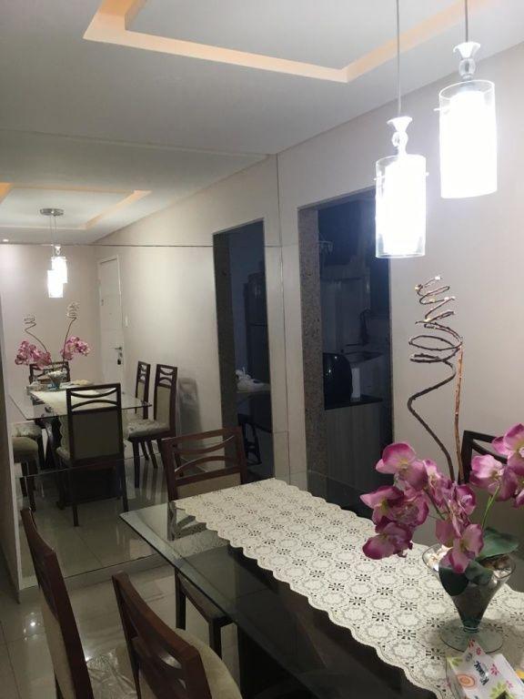 Apartamento no Cond. Parque Diamante, bairro Farolândia