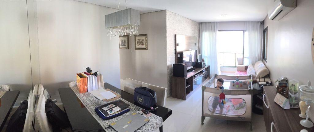 Apartamento no Condomínio Tivoly