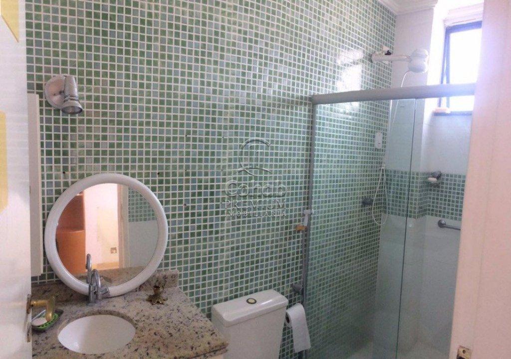 Apartamento no Condomínio Residencial Mar de Veneza
