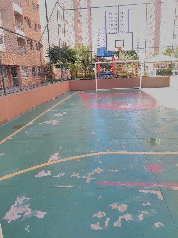 APT NO COND SPAZIO ACQUA CONDOMINIO COM 68M² NO BAIRRO LUZIA