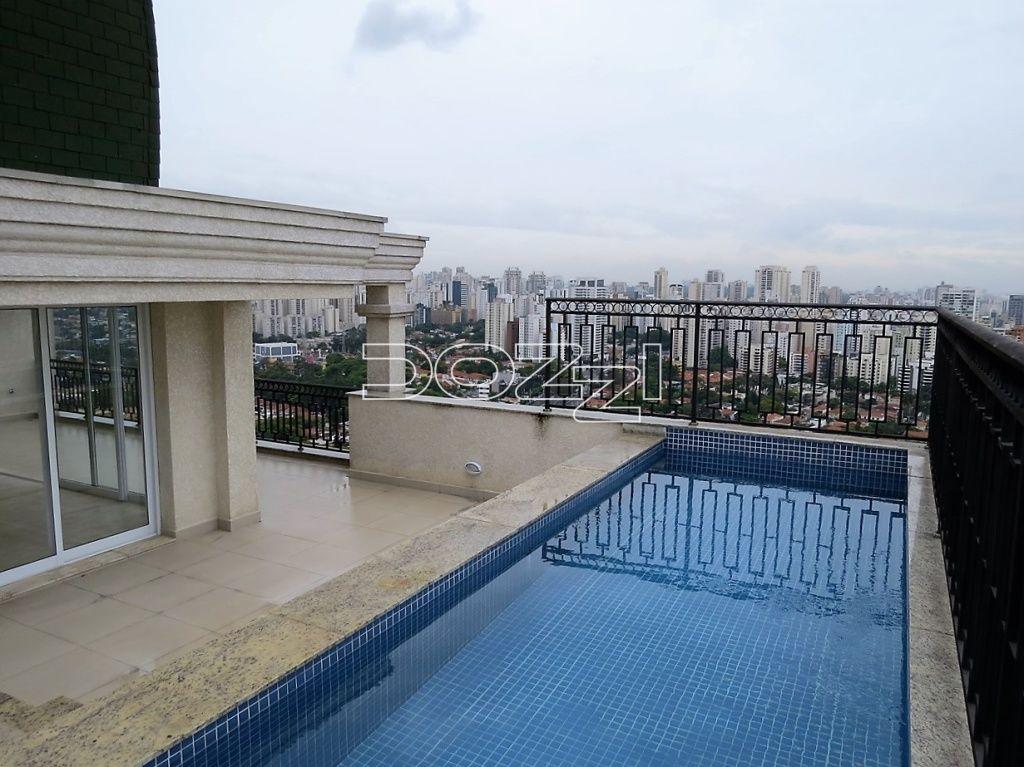 Cobertura à venda, Vila Olímpia, São Paulo