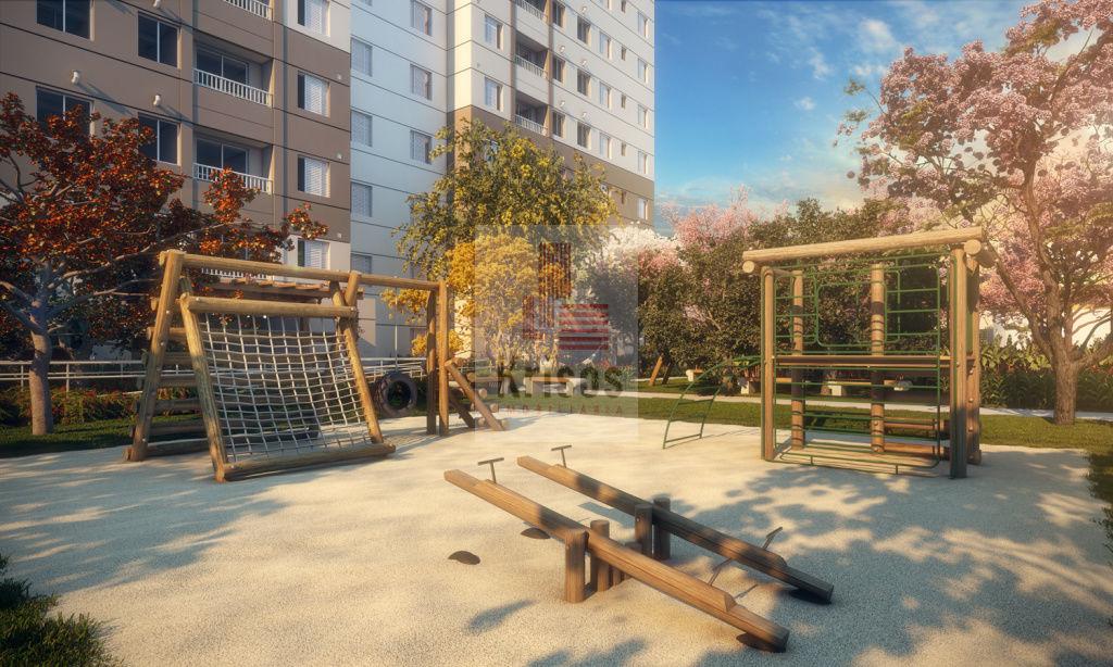 Apartamento à Venda - Jardim do Lago