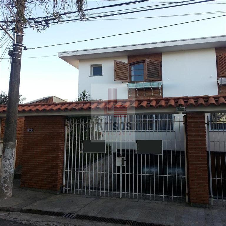 Casa Sobrado à venda, Jardim Das Vertentes, São Paulo