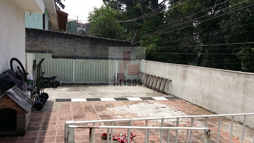 Casa Sobrado à venda, Jardim Santos Dumont, São Paulo