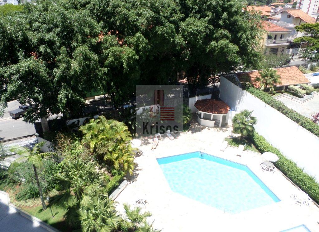 Apartamento Padrão à venda, Vila Indiana, São Paulo