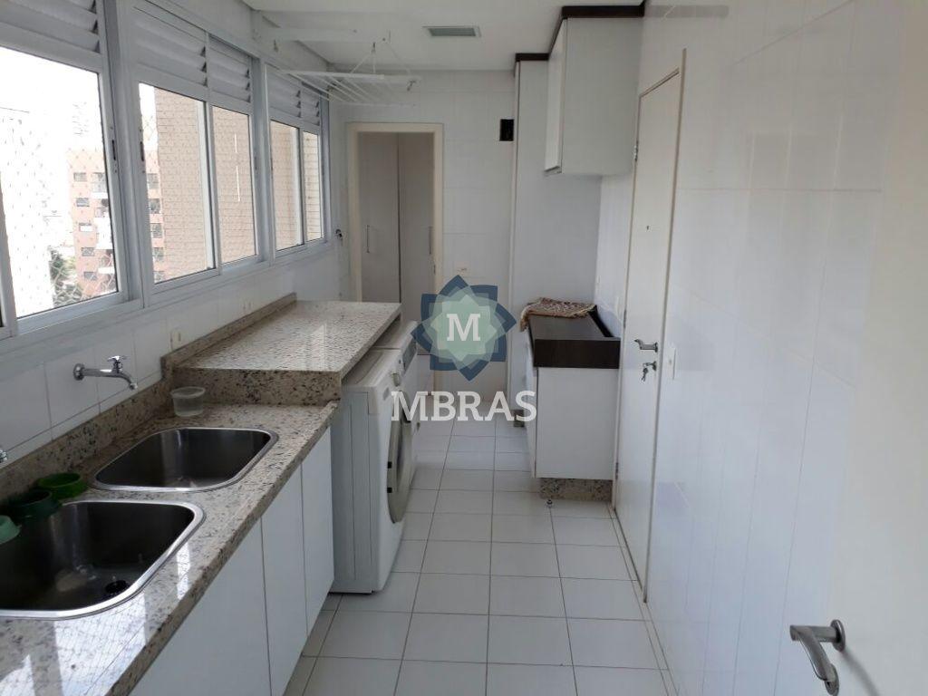 Apartamento de 4 dormitórios à venda em Brooklin, São Paulo