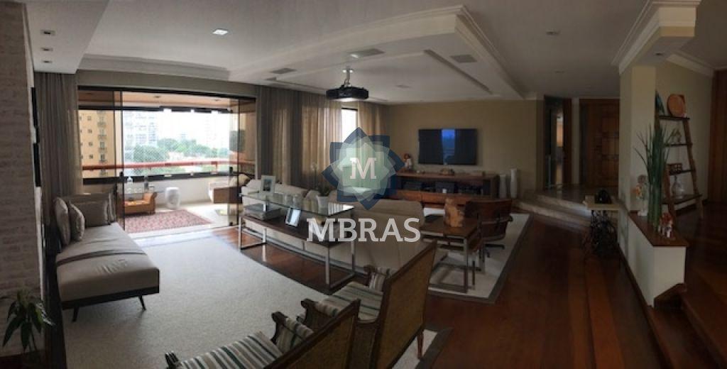 Apartamento de 4 dormitórios à venda em Campo Belo, São Paulo