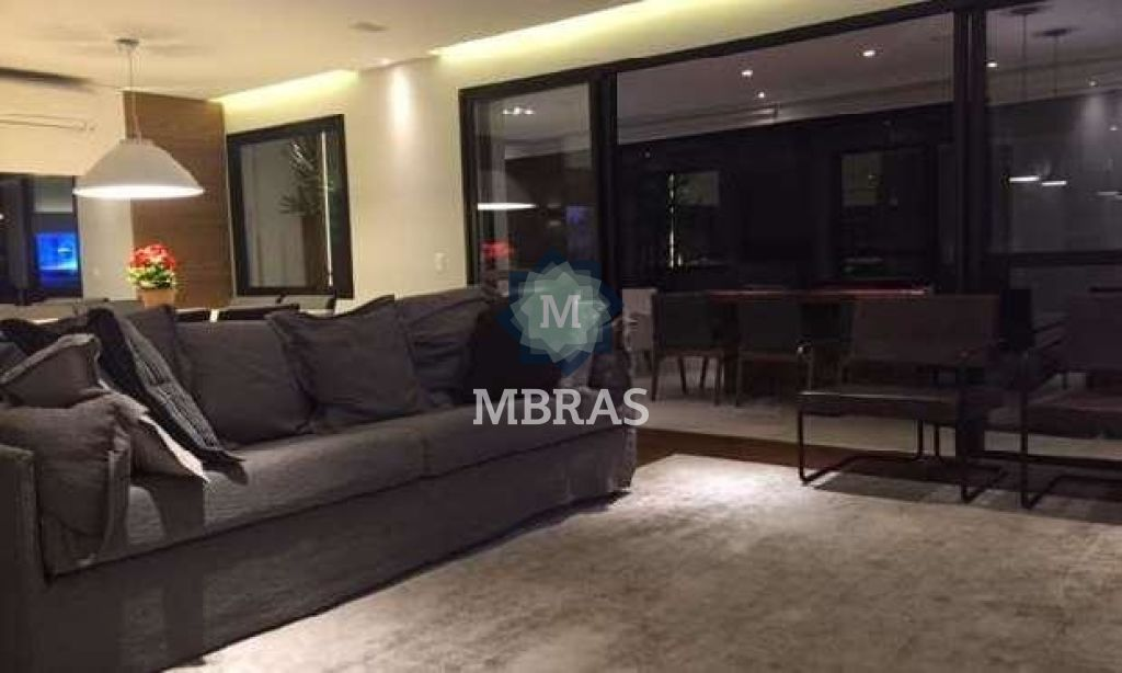 Apartamento de 3 dormitórios à venda em Santo Amaro, São Paulo