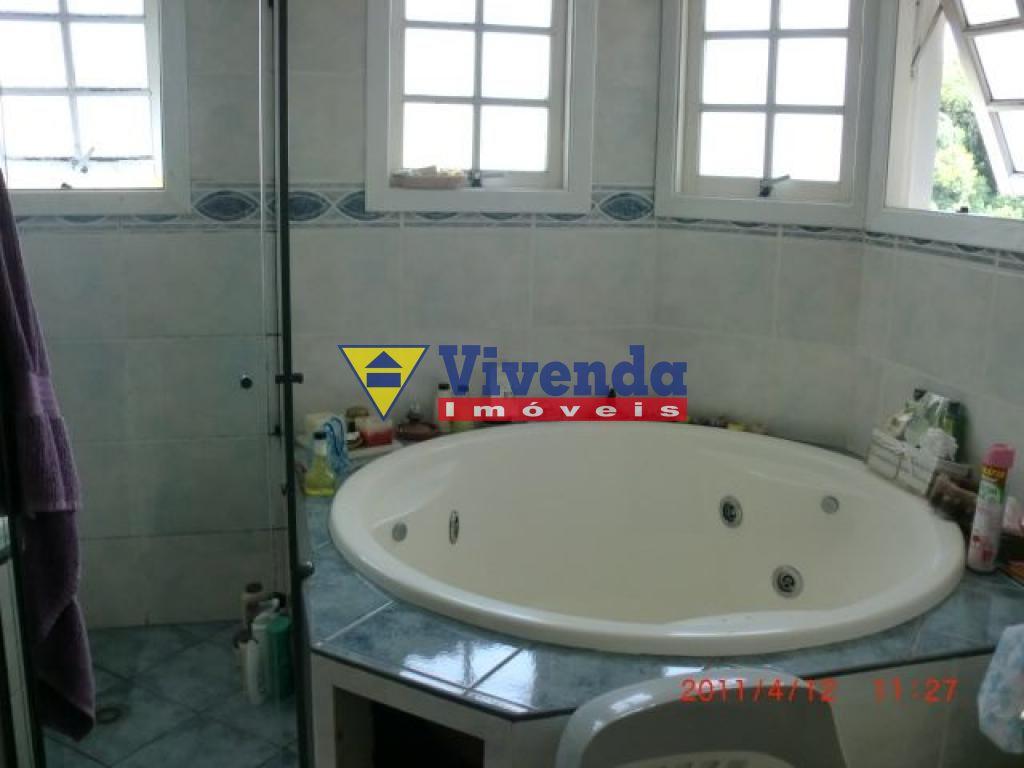 Casa De Condomãnio de 4 dormitórios em Aldeia Da Serra, Santana De Parnaã?ba - SP