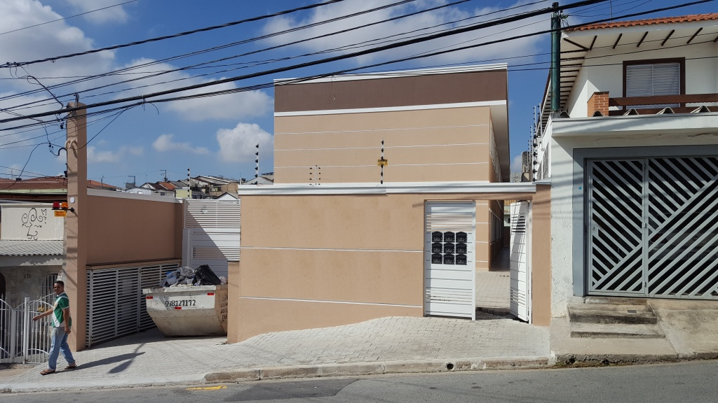 Condomínio para Venda - Vila Gustavo