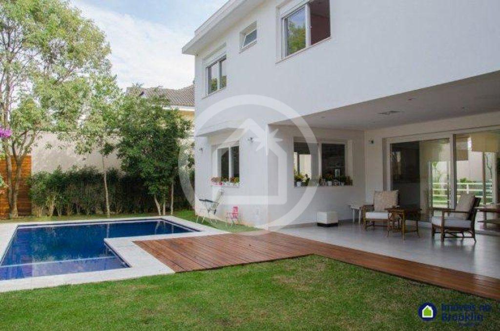 Casa Condomínio para Venda - Brooklin Paulista