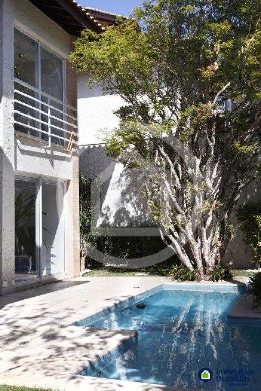 Sobrado Condomínio para Venda - Brooklin Paulista