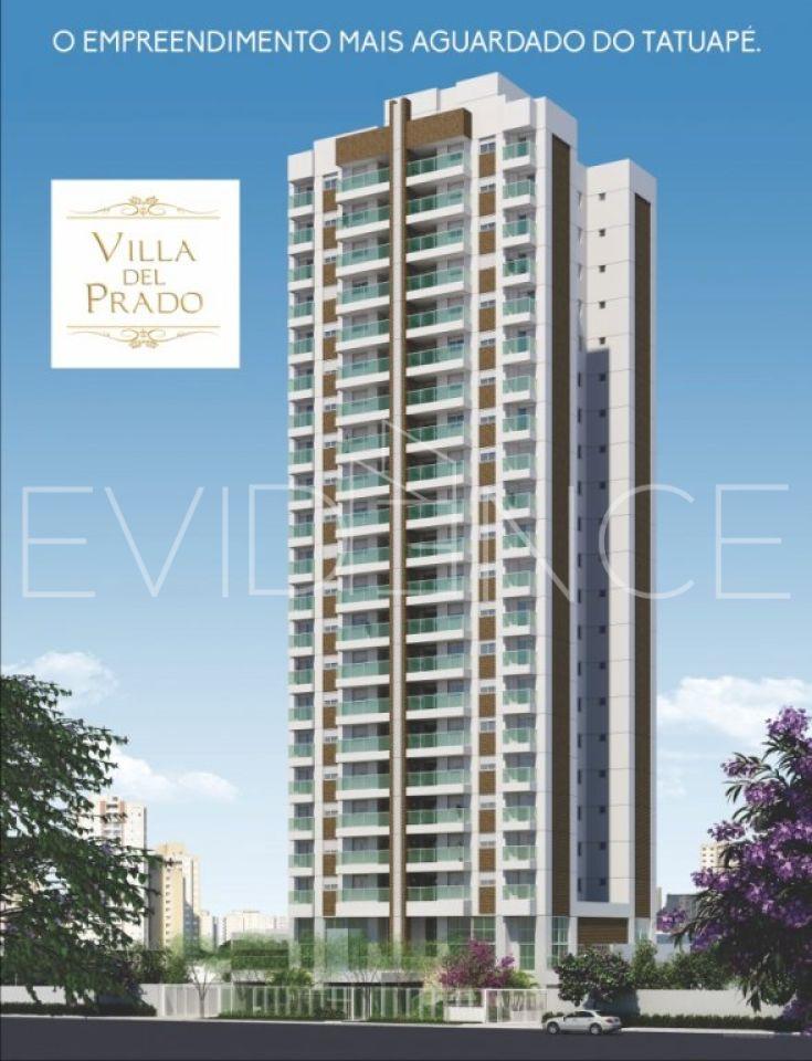 Lançamento Villa Del Prado em Tatuapé - São Paulo