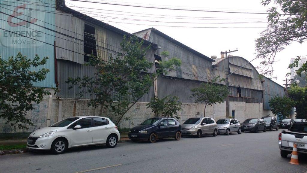 GALPÃO para Locação - Parque São Jorge