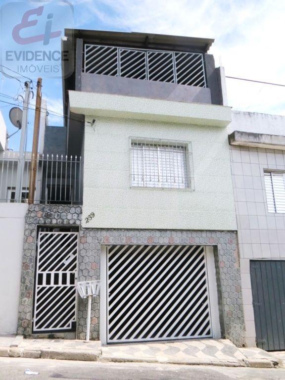 SOBRADO para Locação - Jardim Vila Formosa