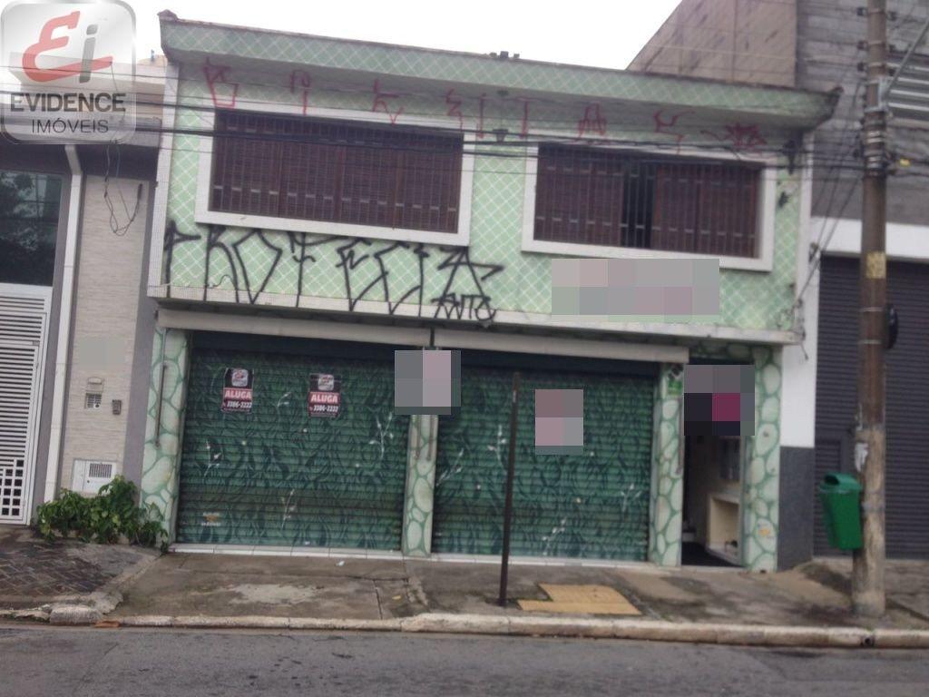 SALÃO COMERCIAL para Locação - Tatuapé